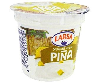 Larsa Yogur con Piña 125 Gramos
