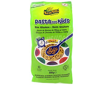 Sam Mills Pasta para Niños Sin Gluten 300 Gramos