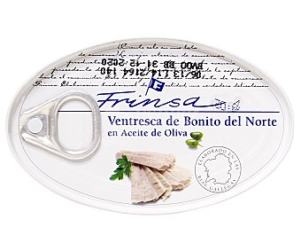 Frinsa Ventresca de Bonito en Aceite de Oliva 73g