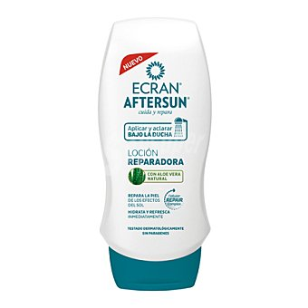 Ecran Aftersun After sun loción reparadora para la ducha 250 ml