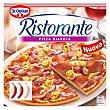 Pizza congelada picante (peperoni, cebolla morada y jalapeños) 350 g Ristorante Dr. Oetker