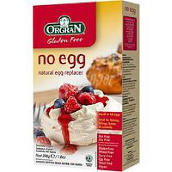 Orgran No Egg sustituto de huevo Caja 200 g