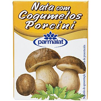 Parmalat Nata liquida con champiñones Envase 200 ml
