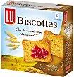 Pan biscote integral 6 cereales 34 UNI Lu