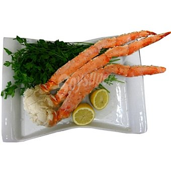 Pechos de cangrejo cocido  1 kg (peso aproximado pieza)