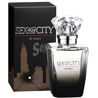 SEX AND THE CITY by Night eau de toilette femenina Spray 60 ml
