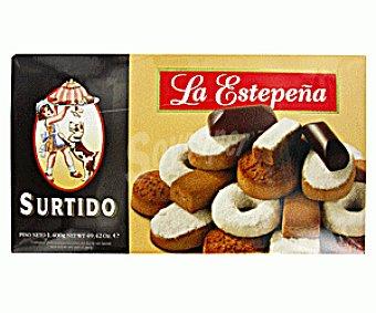 La Estepeña Surtido de dulces navideños 1400 gramos