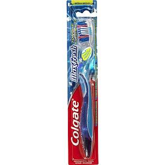 Colgate Max Fresh Cepillo dental medio blister 1 unidad