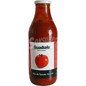 Guadiala Pulpa de tomate natural Frasco 1030 g