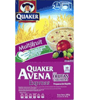Quaker Cereal multifruit 385 g