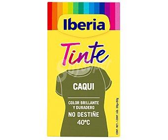 Iberia Tinte ropa caqui 1u