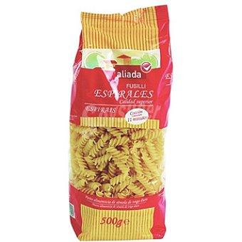 Aliada Pasta espirales Paquete 500 g