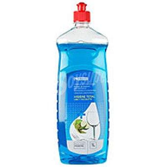 Eroski Lavavajillas concentrado higiene 1l