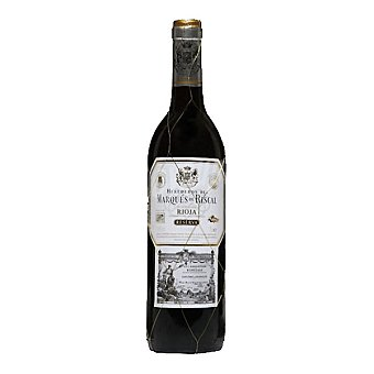 Marqués de Riscal Vino Tinto Reserva Rioja Botellín 37,5 cl