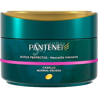 Pantene Pro-v Mascarilla intensiva rizos perfectos cabello normal-grueso Tarro 200 ml