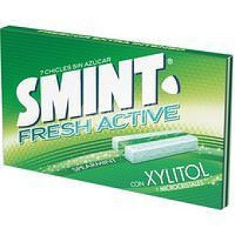 Smint Smint Fresh Active. Chicle de menta 5 gr