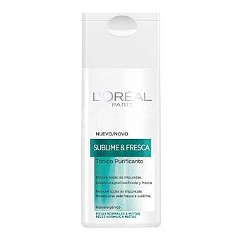 L'Oréal Tónico purificante 200 ml