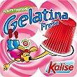 Gelatina sabor fresa pack 4 unds. 100 g Pack 4 unds. 100 g Kalise