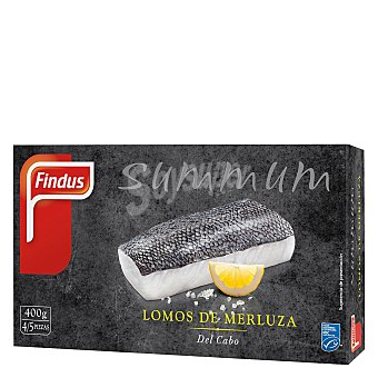 Findus Lomos de merluza del Cabo 400 g