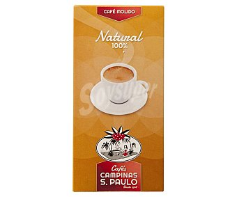 Campinas Café molido 100% natural 250 gr