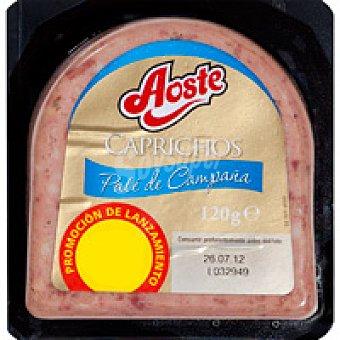Aoste Caprichos de paté de campaña 120 g