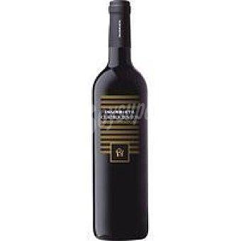 D.O. Navarra crianza INURRIETA Vino tinto Botella 75 cl