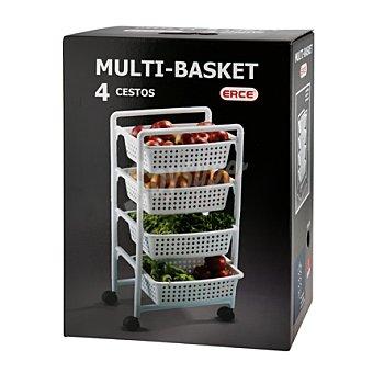 Multibasket Multibasket 4 altura 1 ud