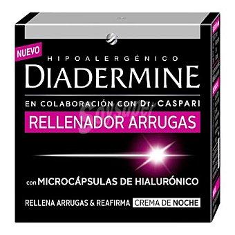 Diadermine Rellenador Arrugas de Dr. Caspari Crema de Noche tarro 50 ml