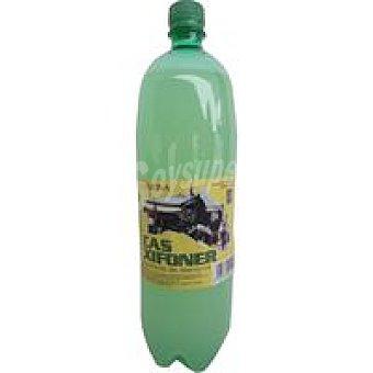 CAS XIFONER Refresco de limón con gas Botella 1,5 litros