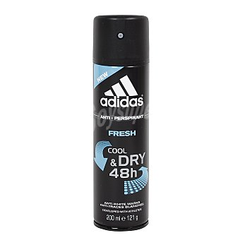 Adidas Desodorante Action 3 Cool & Dry Fresh Men spray 200 ml Spray 200 ml