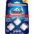 Limpiamáquinas de lavavajillas pastillas blister 3 unidades blister 3 unidades Finish