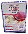 Tortellini carne Tarrina 250 g Hacendado