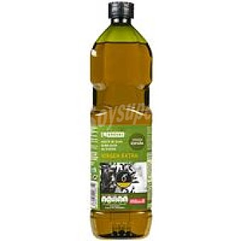 Eroski Aceite de oliva virgen extra Botella 1 litro