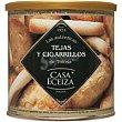 Tejas-cigarrillos de Tolosa Lata 160 g Casa Eceiza