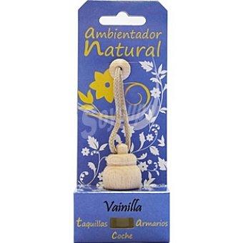 S&S ambientador natural aroma vainilla  envase 1 unidad