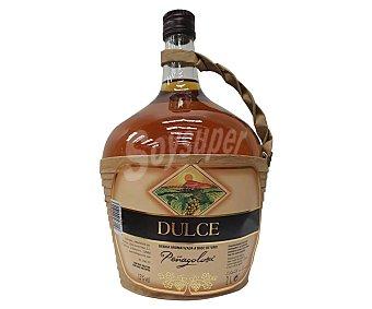 Pena Golosa Bebida aromatizada a base de vino moscatel garrafa de 2 l