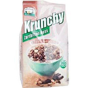 BARNHOUSE Crunchy de choco negro Bolsa 375 g