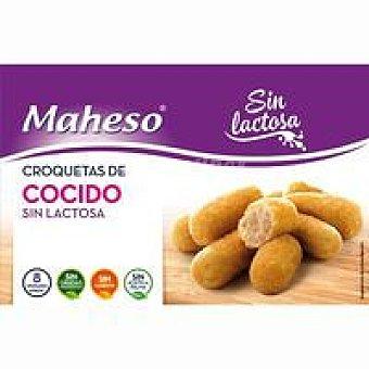 Maheso Croquetas de cocido sin lactosa caja 300 g