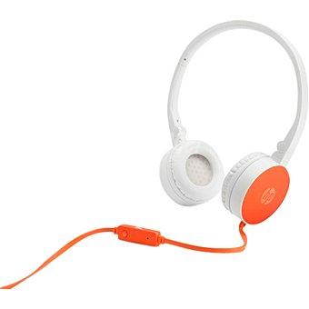 HP Auriculares HP Stereo H2800 naranja