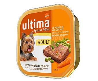 Ultima Affinity Alimento de pollo y legumbres para perros adultos-mini 150 gramos