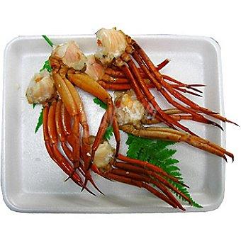 Pechos cocidos de cangrejo pequeños