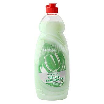 Carrefour Lavavajilla mano aloe & jojoba 750 ml