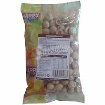 HAPPY NUTS Avellanas tostadas Bolsa 200 g