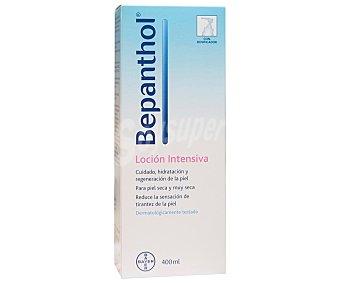 Bepanthol Loción corporal intensiva, para pieles secas y muy secas 400 ml