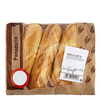 Pan de bocadillo 3 Unidades de 120 g