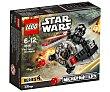Juego de construcciones con 88 piezas Microfighter Atacante TIE, Star Wars 75161 1 unidad LEGO
