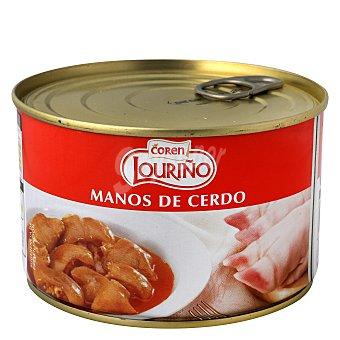 Louriño Manos de cerdo Lata de 440 g