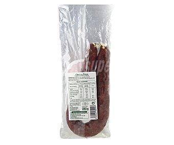 Auchan Chorizo sarta dulce 280 gramos