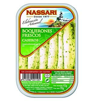 Nassari Boqueron casero 45 G