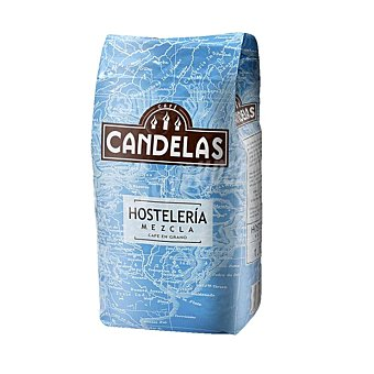 Candelas Cafe grano mezcla hosteleria 1 kg